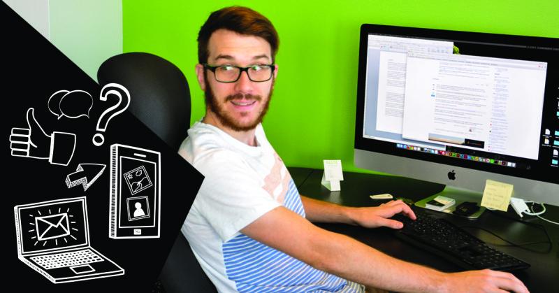 Guillaume Proulx – Programmeur et graphiste