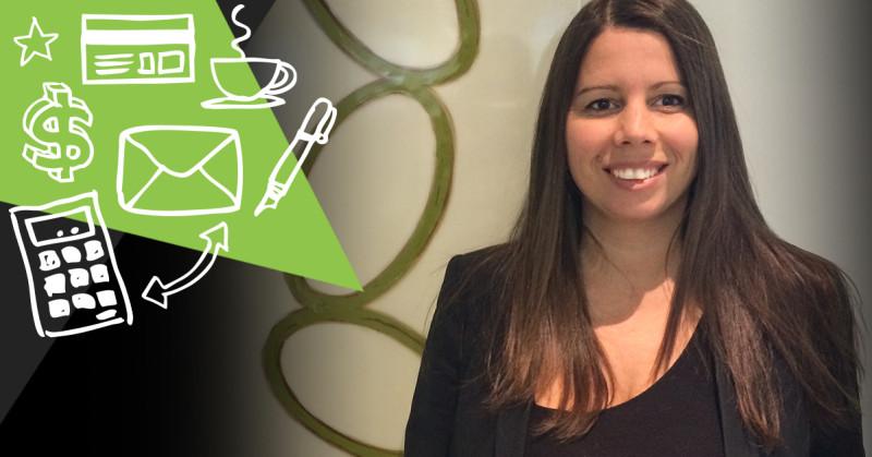 Chantal Bouchard  – Directrice des finances