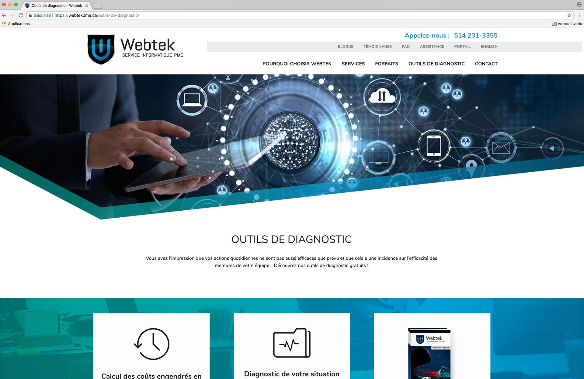 Mockup Webtek 2