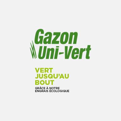 Camion Gazon Uni-Vert